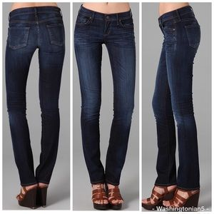 Citizen of Humanity Ava Straight Leg Jeans Size 26